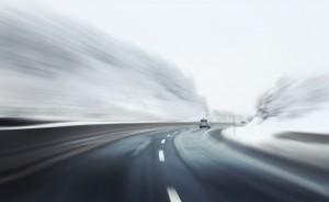 Fast danger driving